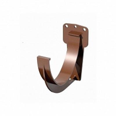 Поливент (ТН) кронштейн желоба, коричневый
