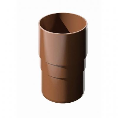 Поливент (ТН) муфта трубы, коричневый