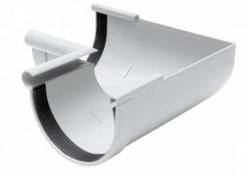 004/135 - Угол внутренний ф 130, 135 гр, белый, Польша