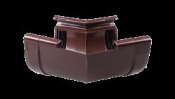 004/135 - Угол внутренний ф 130, 135 гр, коричневый, Польша