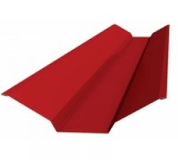 Планка ендовы верхняя 76х76х2000 Norman (ПЭ-01-8017-0,5) РБ