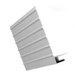 SV-19 Планка-фаска (белый (3,81)