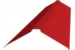 Планка конька плоского 150х150х2000 (ПЭ-01-3005-0,45) РБ