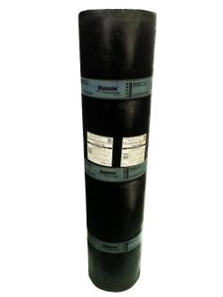 Материал рулонный кровельный Элакром ТКП к-ст-бэ-к/пп-4,5 сланец серый