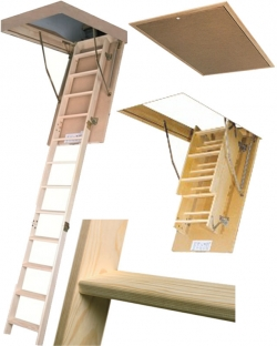 Чердачная лестница СМАРТ (LWS) 2.8/70х94 (940х700)