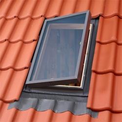 VELUX VLT окно-люк, выход на крышу