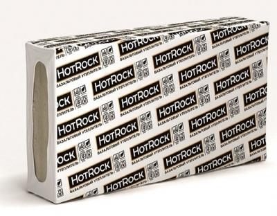 Плита теплоизоляционная из базальтового волокна Хотрок Фасад Лайт 1200*600*50х4 (пл.140, 0,144 м3)