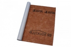 Строительная кровельная нетканая мембрана JUTAVEK 95, серый (50*1.5м)  Пр-во Чехия