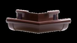 103/135 - Угол наружний ф 90, 135 гр, коричневый, Польша