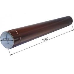Труба соединительная  D100х1000 (ПЛД-02-6005-0,5)
