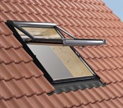 Окно мансардное деревянное Roto R75 HN WD EXPO 07*11, Польша