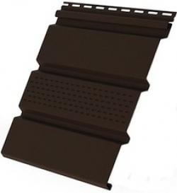 SV-07 Соффит (подбитка для крыши) коричневый (3,0)