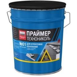 """Мастика кровельная и гидроизоляционная битумно-полимерная холодная марки МБПХ """"МКТН"""", ведро 20 кг"""